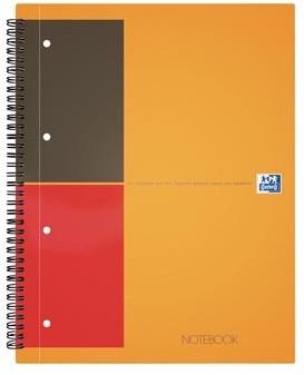 Oxford schrift International Notebook 21 x 29,7 cm A4 gelijnd