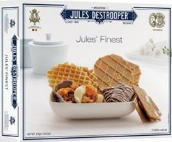 Jules De Strooper koekjes, finest selection, doos van 250 gram