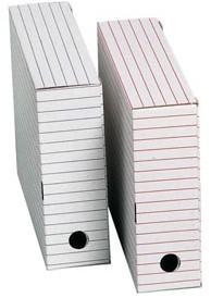 Archiefdoos set van 2 dozen onder krimpfolie verpakt