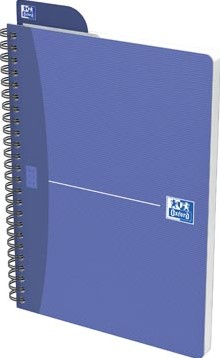 Oxford schrift Office Essentials 14,8 x 21 cm A5 100 bladzijden geruit 5 mm