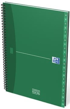 Oxford Adresboek Office Essentials 21 x 29,7 cm A4