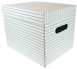 Archiefcontainer 32x26x26 voor archiefdozen