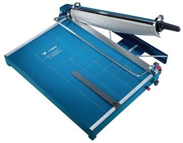 Dahle hefboomsnijmachine 567 voor A3 capaciteit: 35 vel