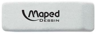 Maped Gum Dessin groot formaat, op blister