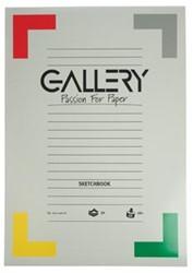 Gallery schetsblok ft 29,7 x 42 cm (A3)