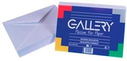 Gallery enveloppen 70 g/m², pak van 50 stuks
