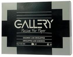 Gallery enveloppen 90 g/m² (Luxe), doos van 50 stuks