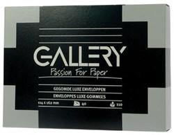 Gallery enveloppen 110 g/m² (Royal), doos van 40 stuks