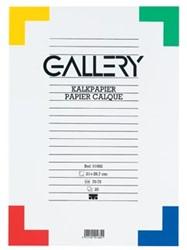 Kalkpapier A4 Gallery pak van 20 vel