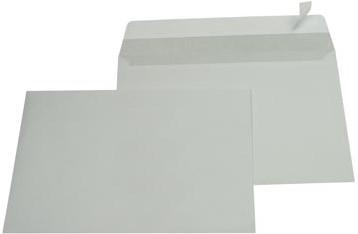 C5 Envelop 162 x 229 mm zonder venster met plakstrip doos van 500 stuks