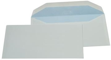 Envelop 114 x 229 mm zonder venster doos van 500 stuks