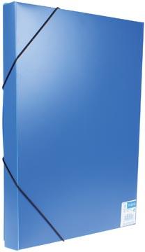 Viquel Elastobox rug 3 cm blauw