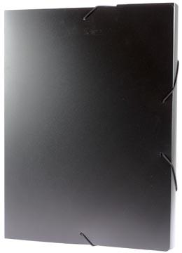Viquel Elastobox rug 3 cm zwart