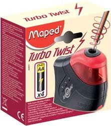 Maped elektrische kantoorslijper Turbo Twist, in een doos