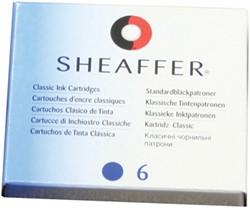Sheaffer Inktpatronen blauw