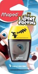 Maped potloodslijper Lapins Cretins 1-gaats, op blister