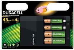 Duracell CEF 14 batterij oplader