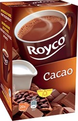 Royco cacao, pak van 20 zakjes