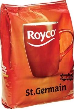 Royco Minute Soup St. Germain voor automaten 140 ml 80 porties
