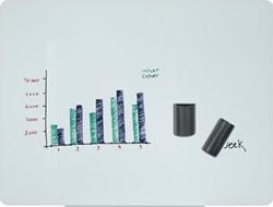 Magnetisch glasbord prime Bi-Office ft 120 x 90 cm