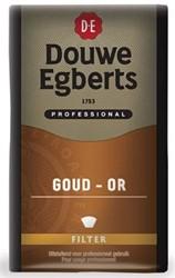 Douwe Egberts Koffie Gold (dessert), pak van 500 g