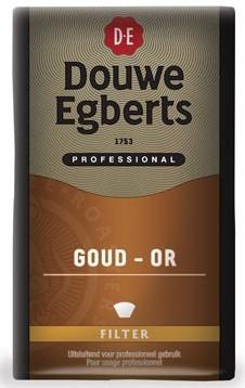 Douwe Egberts Koffie Gold dessert pak van 500 g