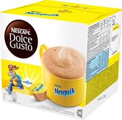Nescafé Dolce Gusto cups, Nesquik, pak van 16 chocolade cups