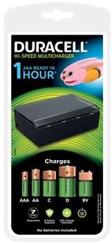 Duracell batterij oplader highspeed multilader