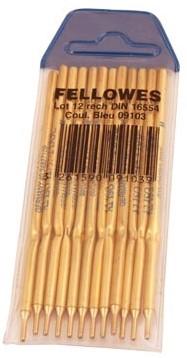 Fellowes Vulling stylofoor blauw