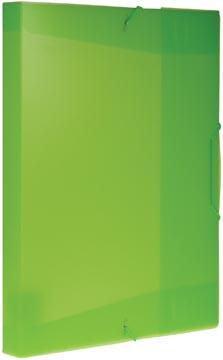 Viquel Elastobox Propyso rug 3 cm groen