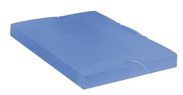 Viquel Elastobox Propyso rug 3 cm blauw