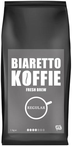 Koffie Biaretto fresh brew automatenkoffie regular 1000 gram