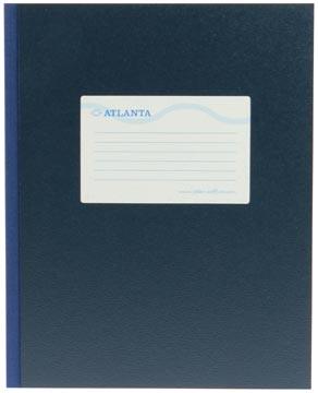 Jalema breedkwarto's 128 bladzijden, blauw