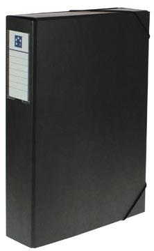 5star Elastobox Heavy Duty rug 7 cm zwart