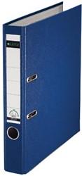 Leitz ordner 1015 smal blauw 5cm rug