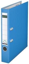 Leitz 1015 ordner lichtblauw 5cm rug
