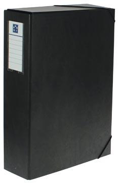 5star Elastobox Heavy Duty rug 9 cm zwart
