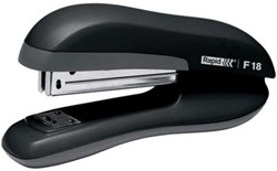 Rapid full-strip bureau nietmachine F18 zwart