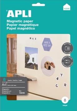 Apli magnetisch papier