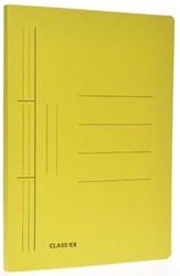 Class'ex hechtmap geel 25 x 34,7cm folio