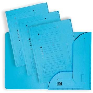 Elba Dossiermap Ultimate HV blauw