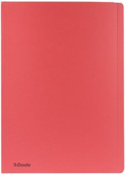 Dossiermap folio rood
