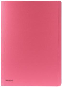 Esselte Manilla dossiermap folio roze