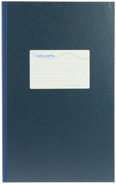 Jalema breedfolio's 100 bladzijden, blauw