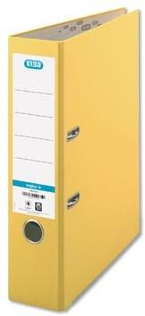 Ordner Elba Smart Original geel rug van 8 cm