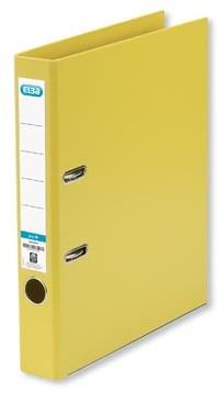 Ordner Elba Smart Pro+ geel rug van 50mm