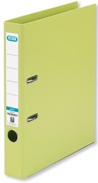 Ordner Elba Smart Pro+ lichtgroen rug van 50mm