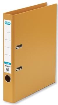 Elba ordner Smart Pro+ oranje rug van 50mm