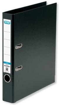 Elba ordner Smart Pro+ zwart rug van 50mm