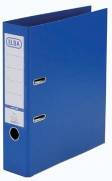 Ordner Elba Smart Pro+ blauw rug van 8 cm